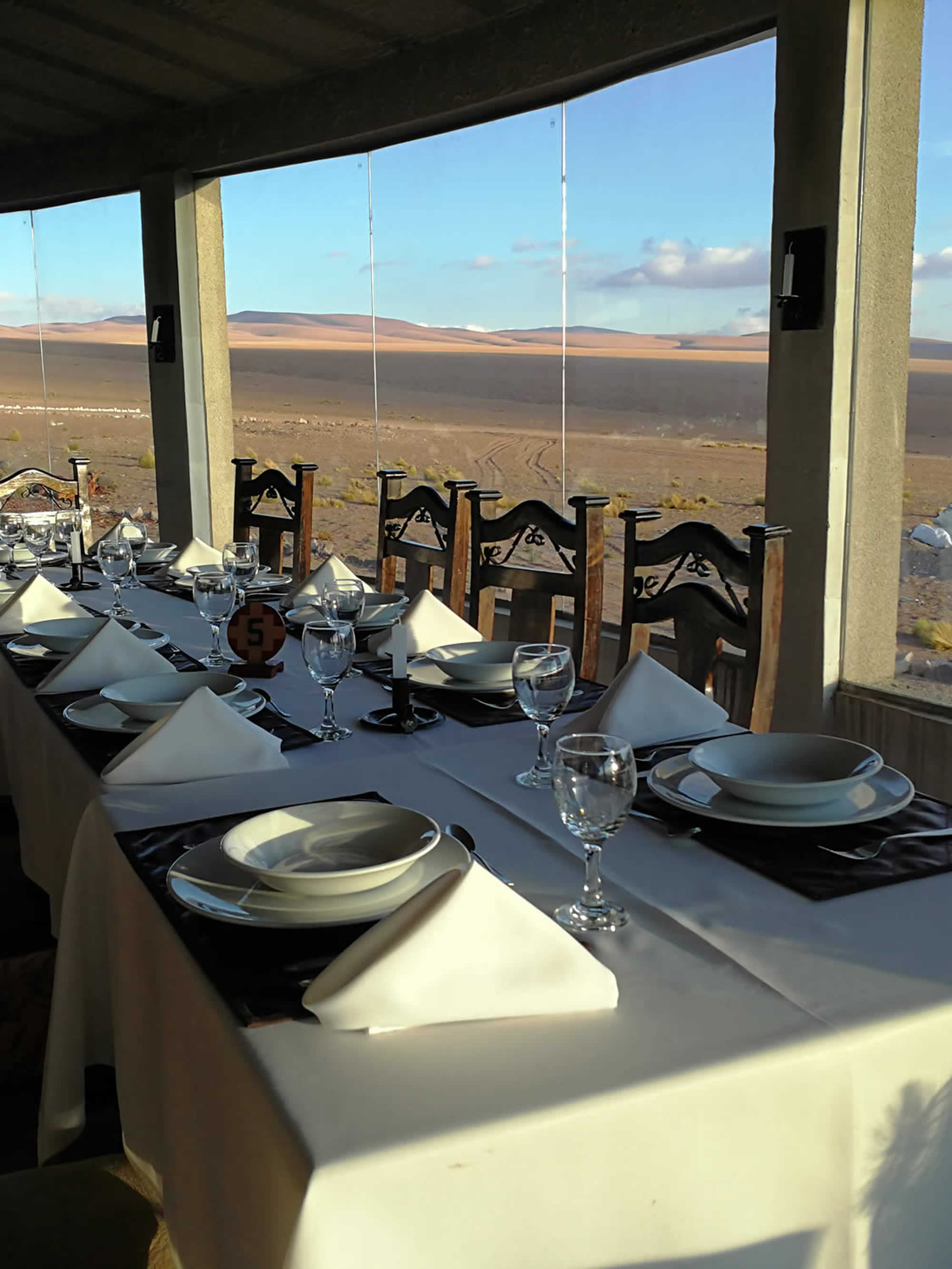 The top 10 hotels in Bolivia