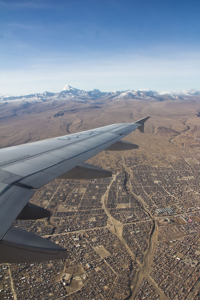 Air Travel in Bolivia