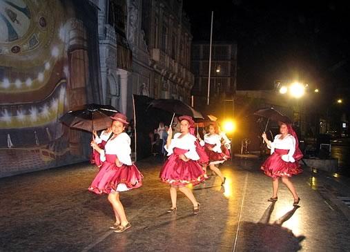 Kallawayas - Oruro Carnival Dance