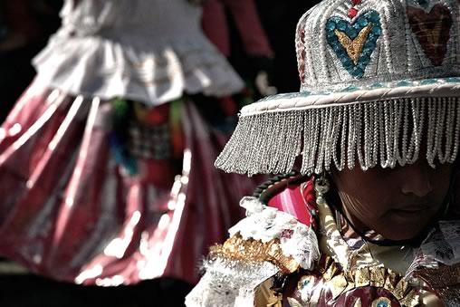 Kullawada - Oruro Carnival Dance