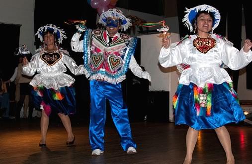 Kullawada - Oruro Carnival Dance, Oruro Carnival Dance