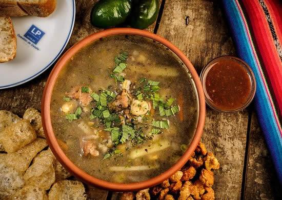 Chairo soup