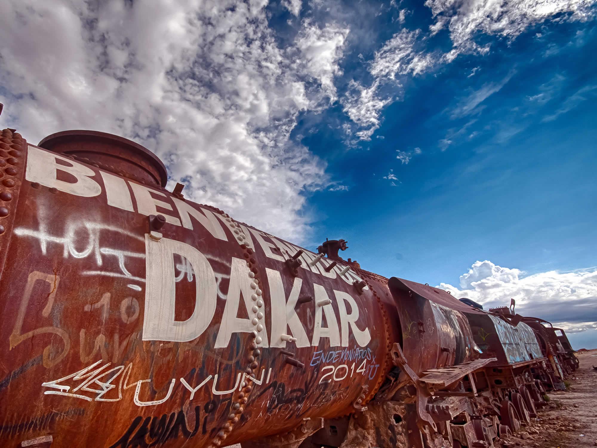 Dakar 2020 in Bolivia