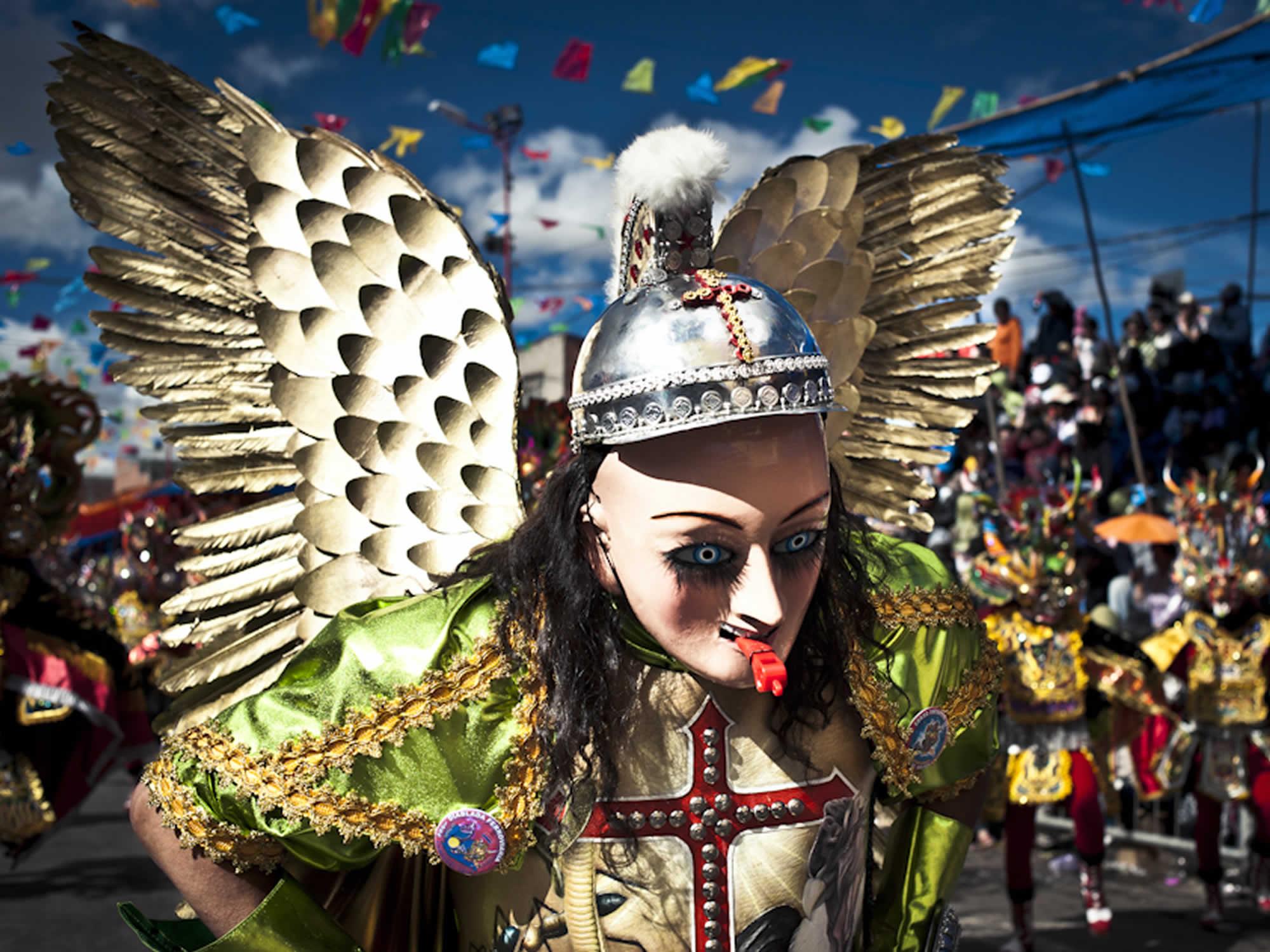 La Diablada - Oruro Carnival Dance, Oruro Carnival Dance