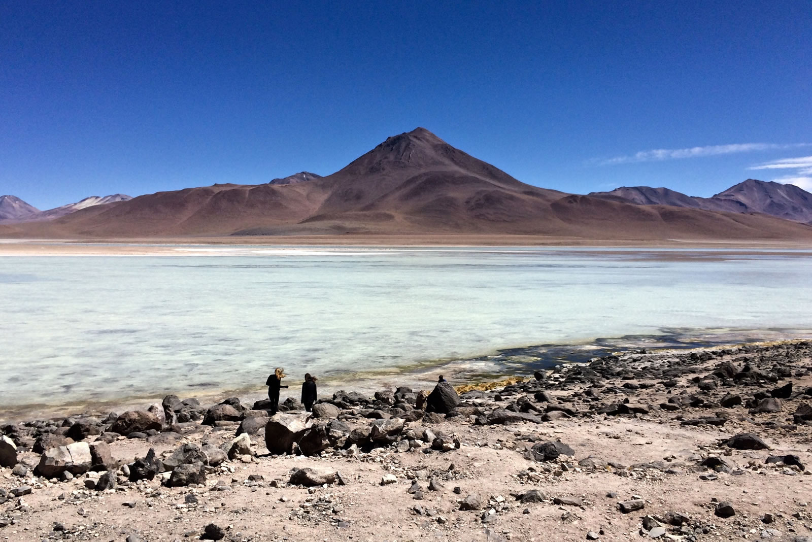 The Great Salt Flat of Uyuni and its Surroundings