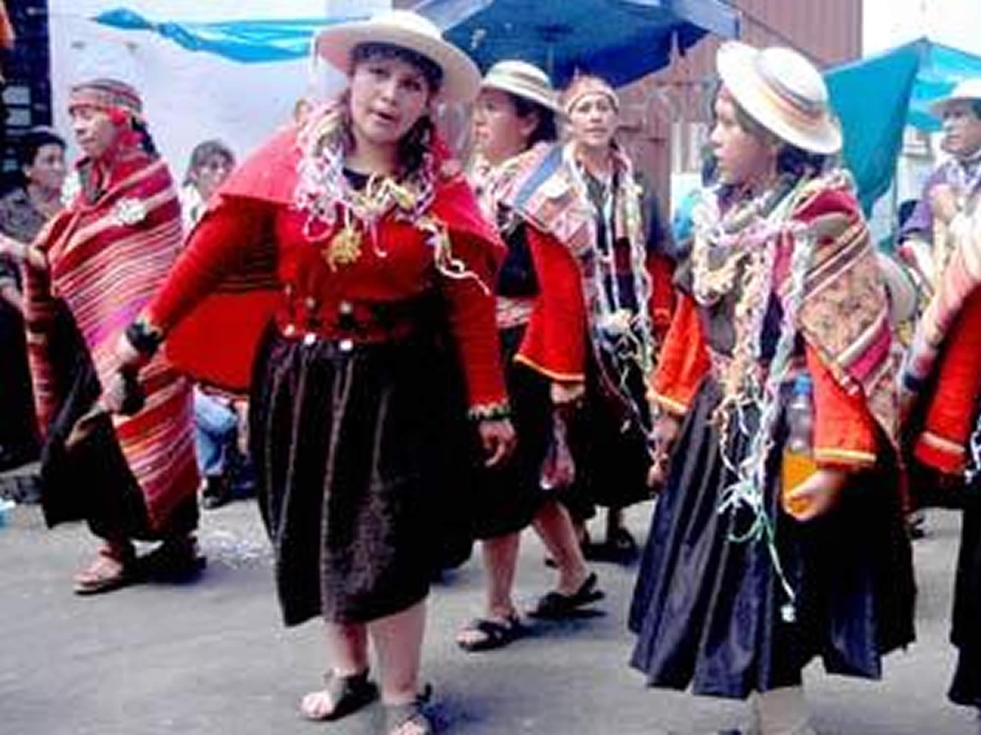 Kantu - Oruro Carnival Dance