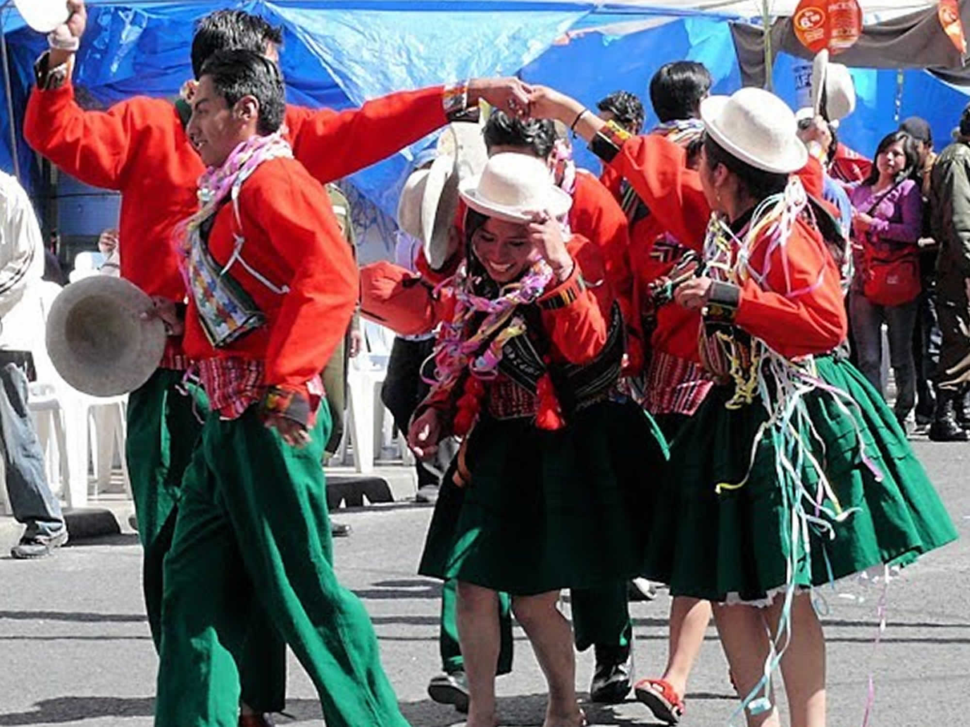 Kantu - Oruro Carnival Dance, Oruro Carnival Dance