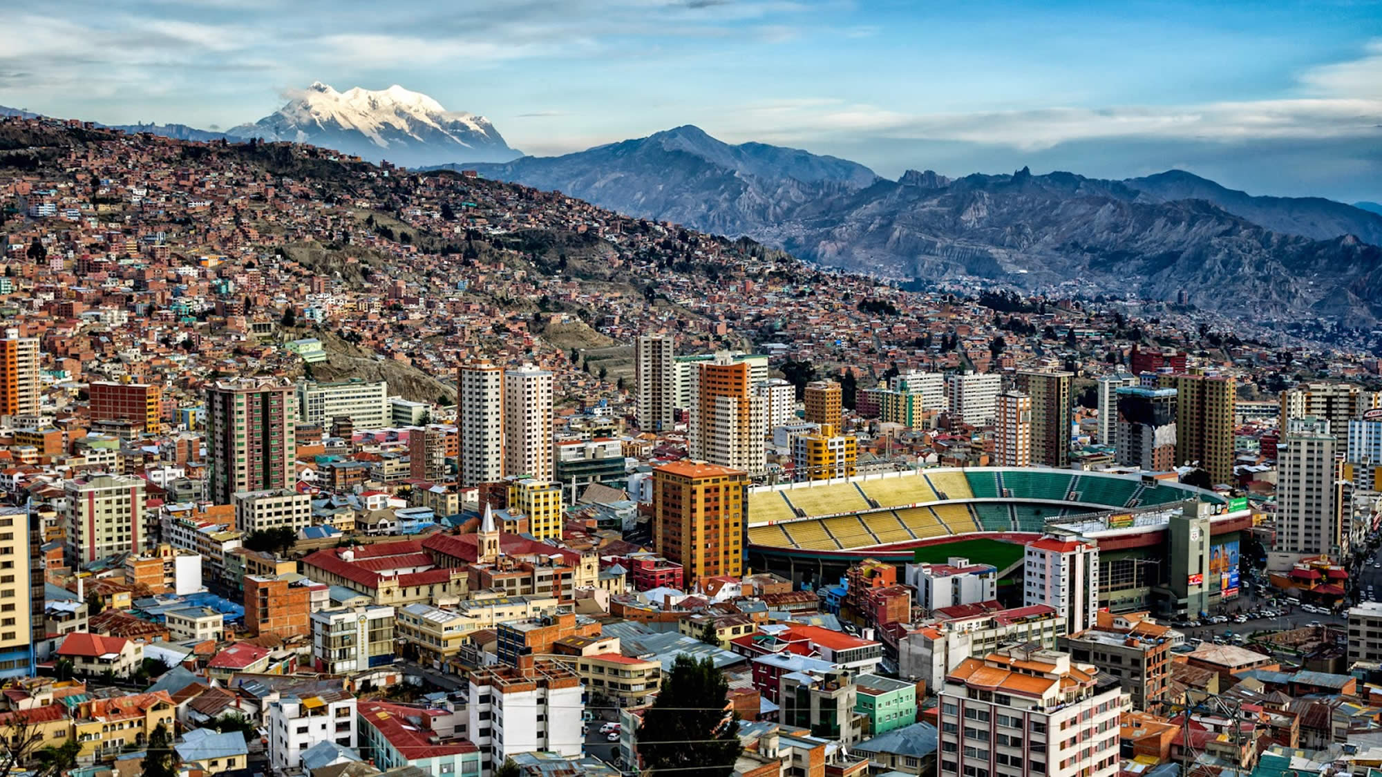 La Paz, City of Wonder