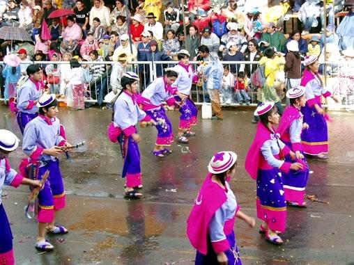 Potolos - Oruro Carnival Dance
