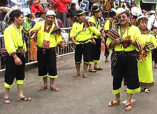 Potolos - Oruro Carnival Dance, Oruro Carnival Dance
