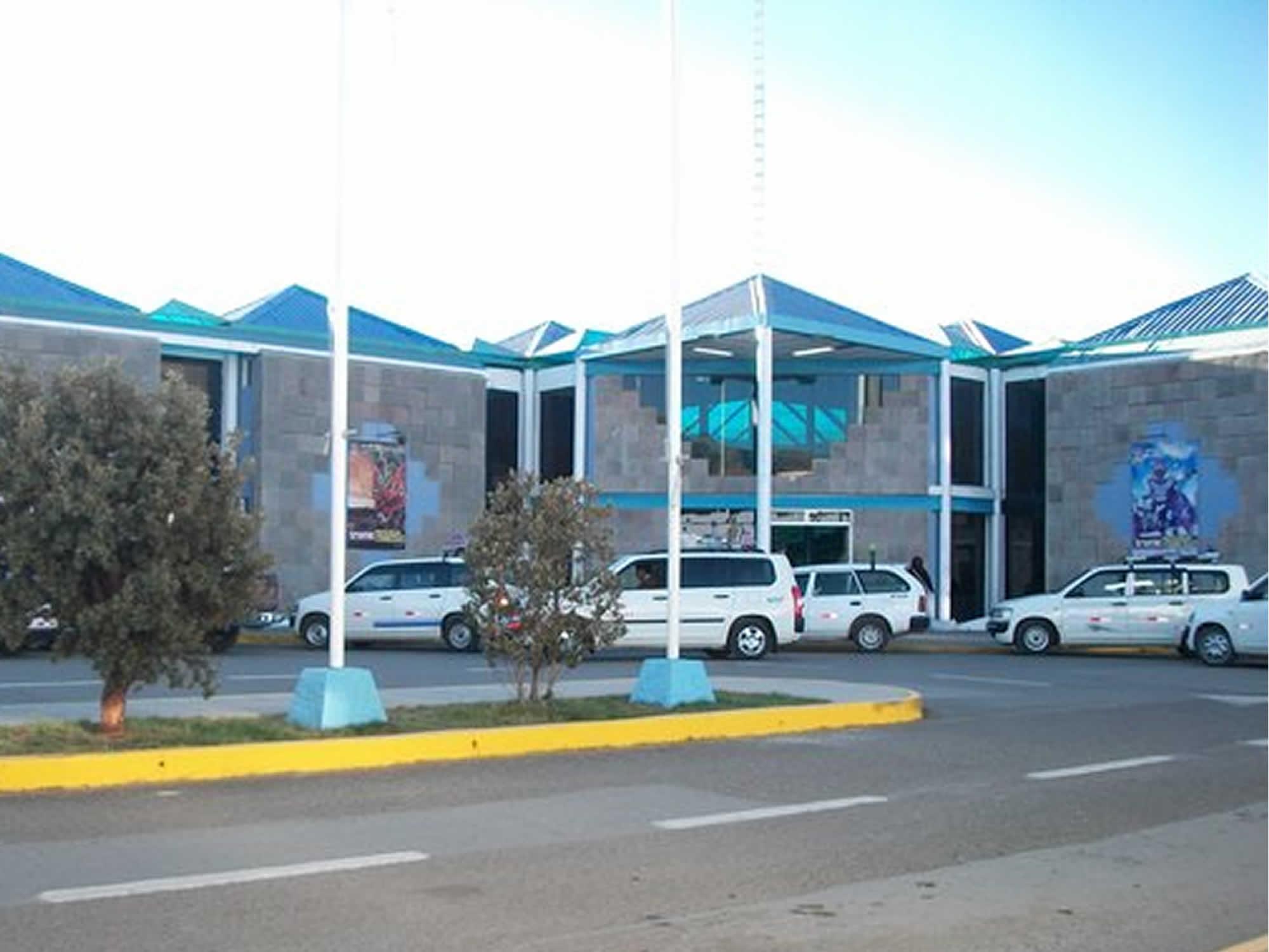 Puno Bus Terminal, La Paz