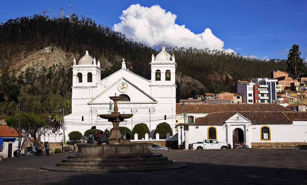 7 sites in Sucre you must visit!, Sucre