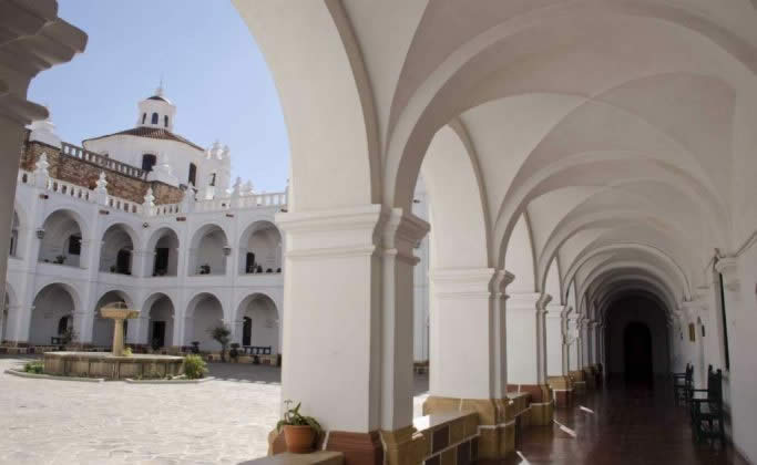 7 sites in Sucre you must visit!