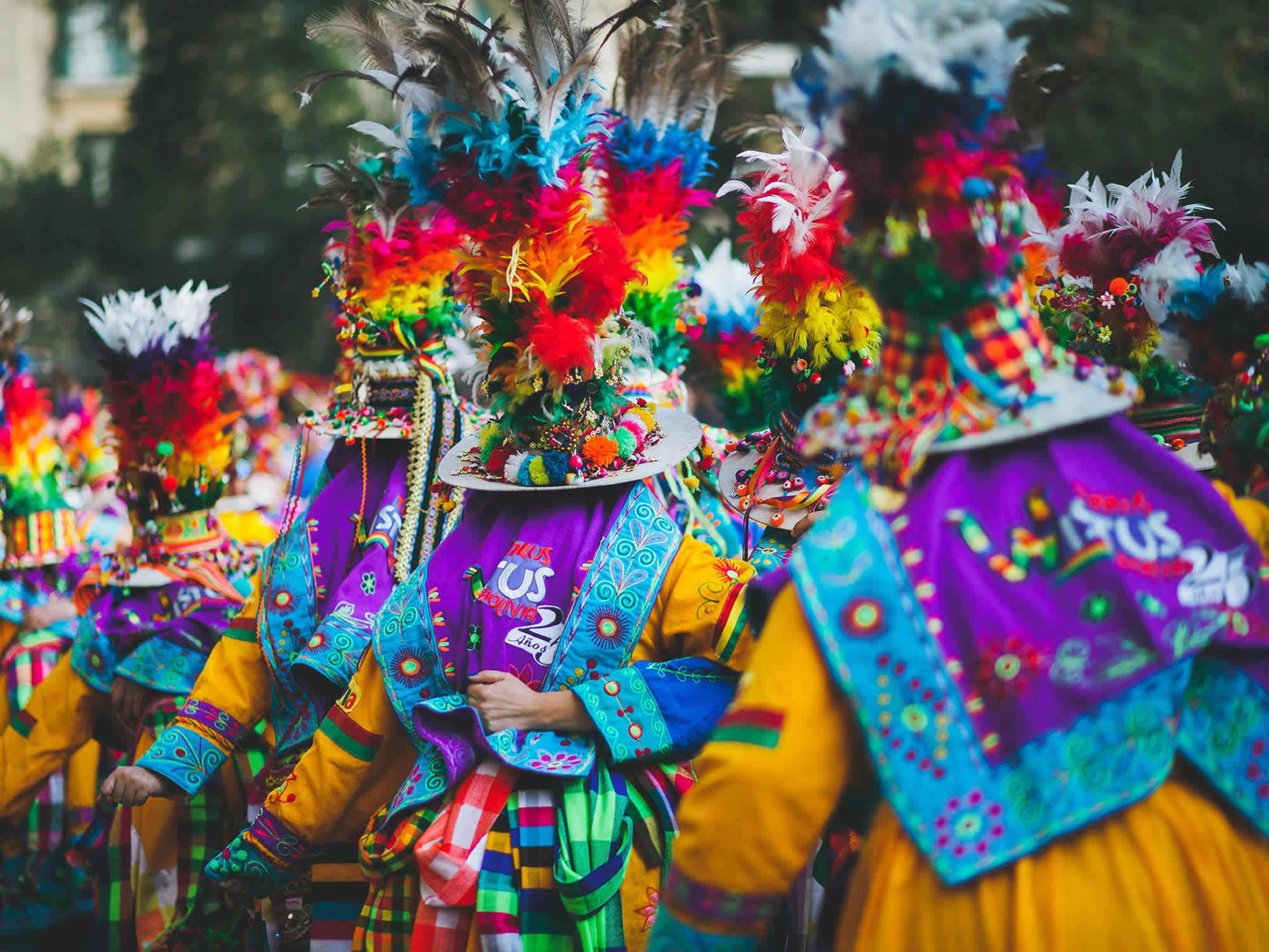 Tinkus - Oruro Carnival Dance, Oruro Carnival Dance