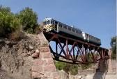Trains in Bolivia
