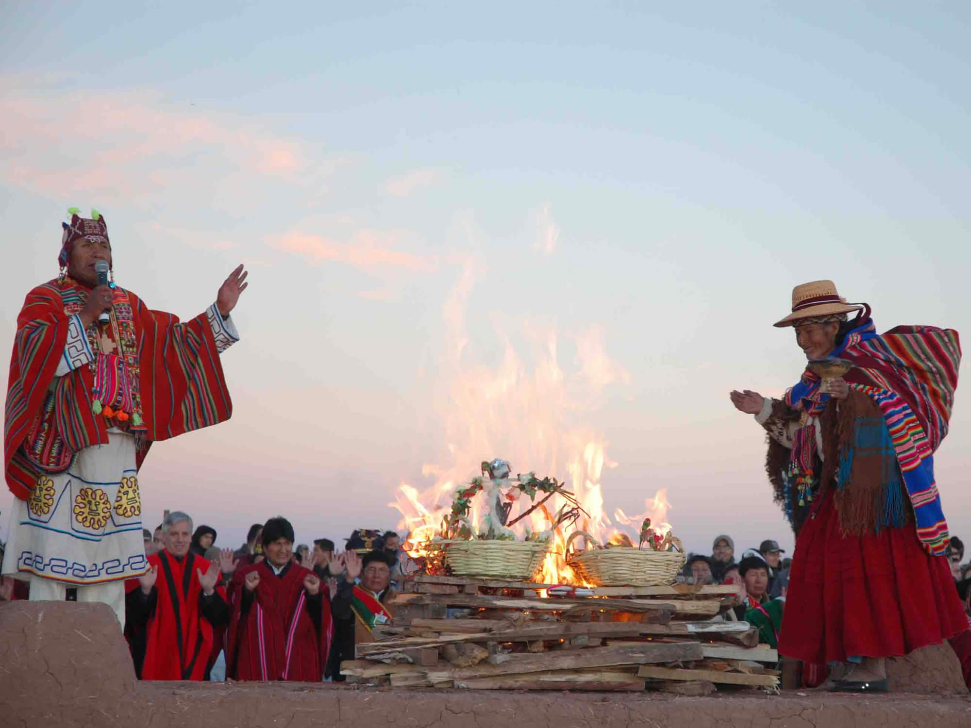 Winter Solstice - Willkakuti - Aymara New Year, Cultural Events