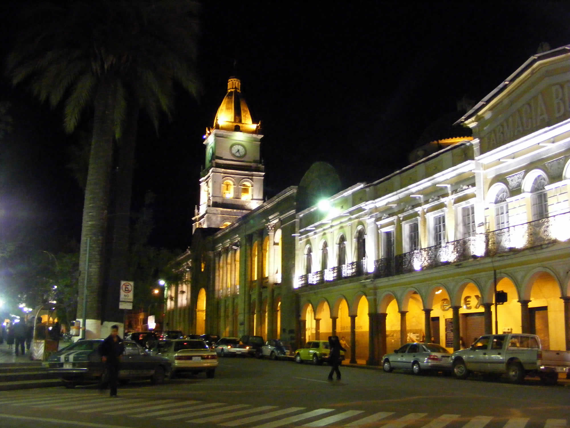 Cathedral of Cochabamba, Cochabamba