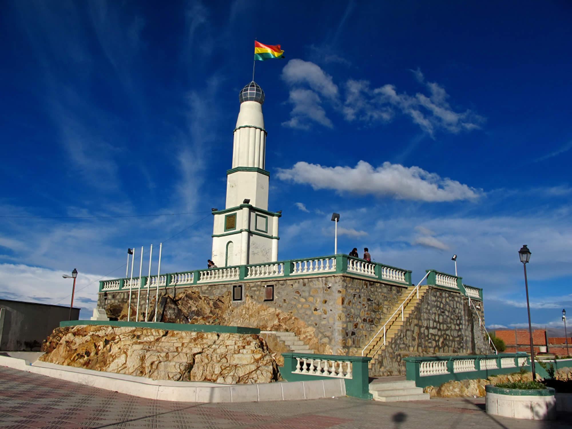Lighthouse of Conchupata, Oruro