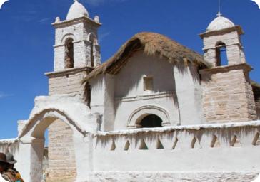 Curahuara de Carangas, Oruro