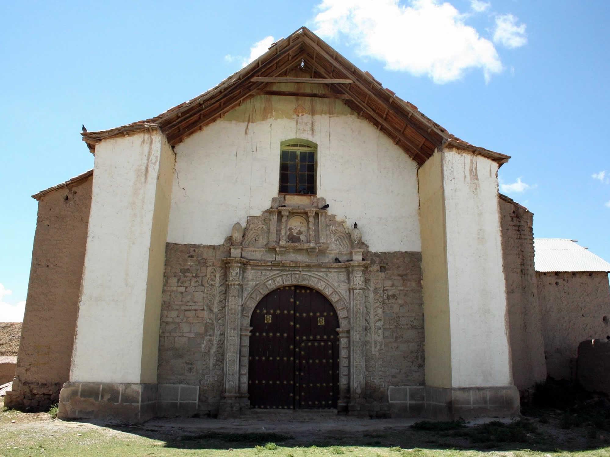 Paria, Oruro