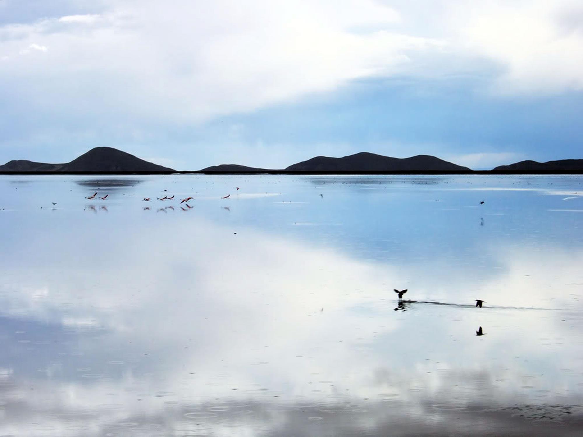 Lake Poopo, Oruro