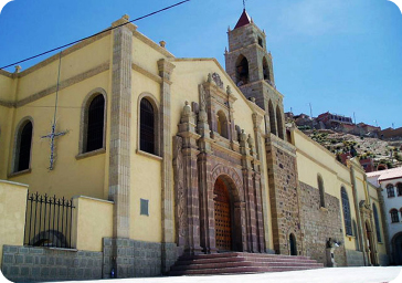 San Miguel de la Rancheria Church, Oruro