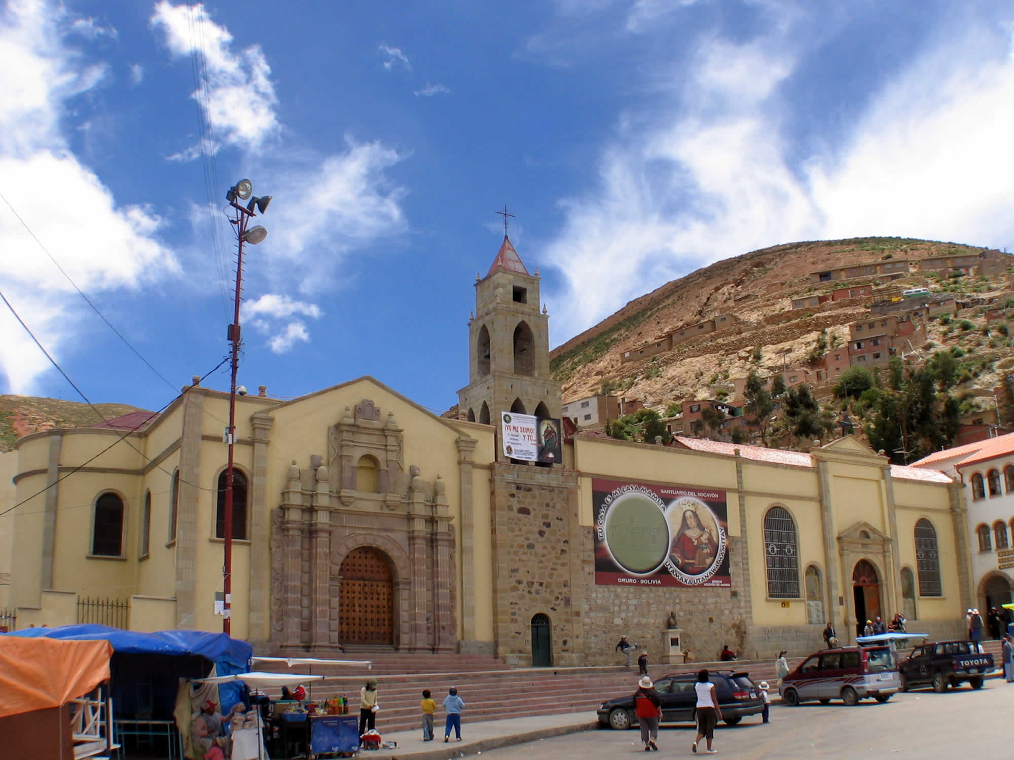 Sanctuary of Socavon, Oruro