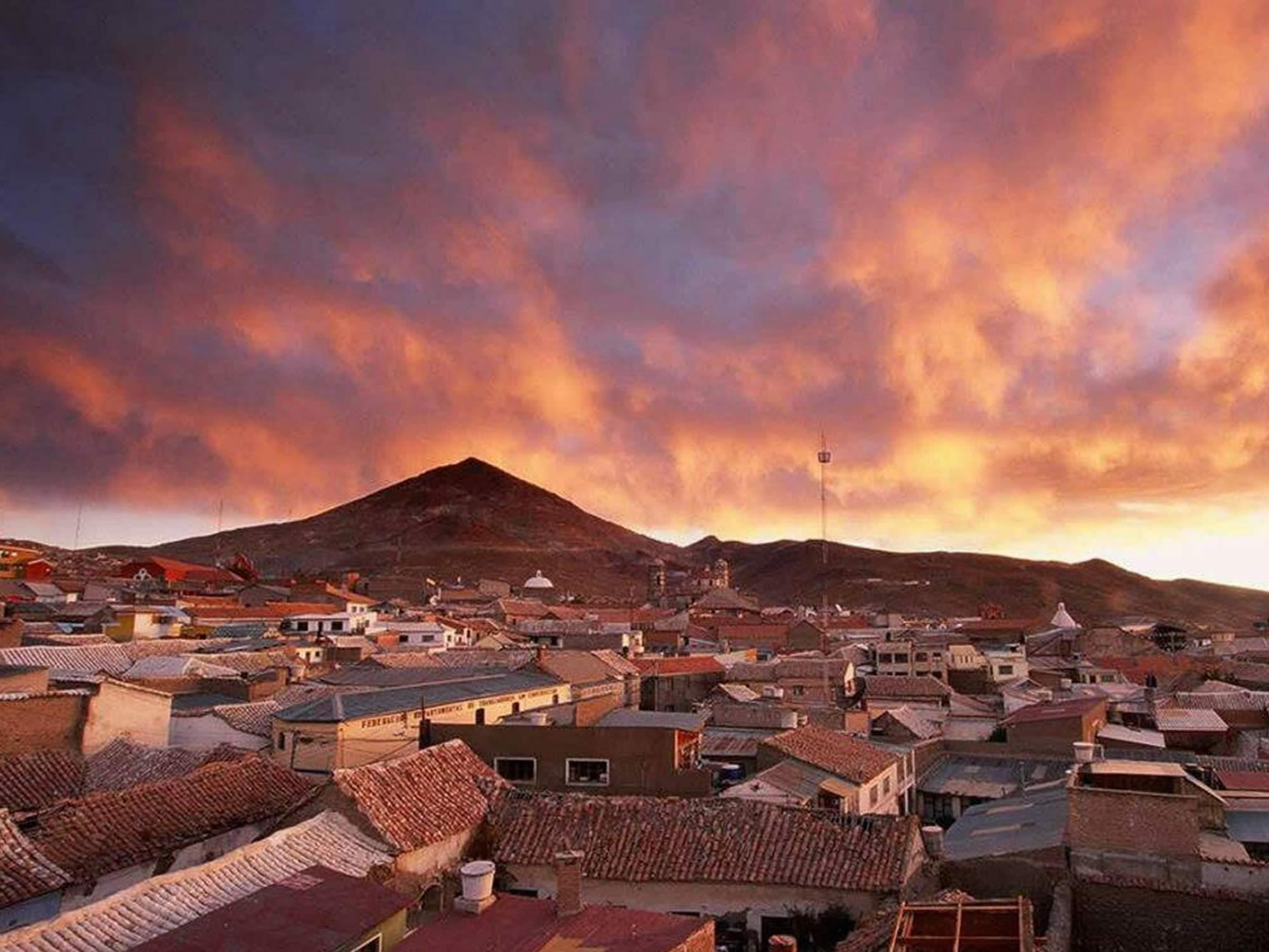 Silver Mines of Potosí, Potosi