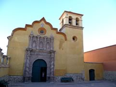 Churches and Convents in Potosi
