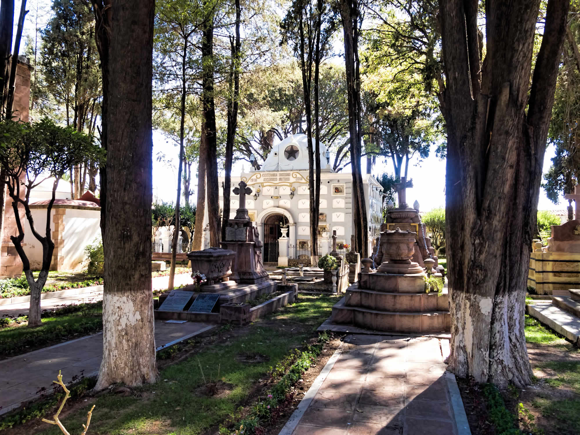 Sucre General Cemetery, Sucre