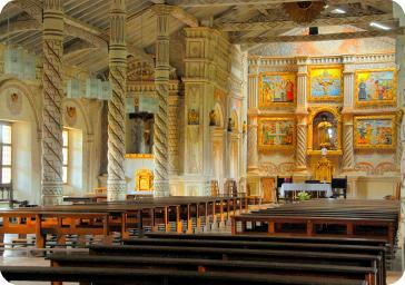 San Juan Church, Tarija