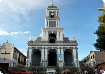 San Roque Church, Tarija