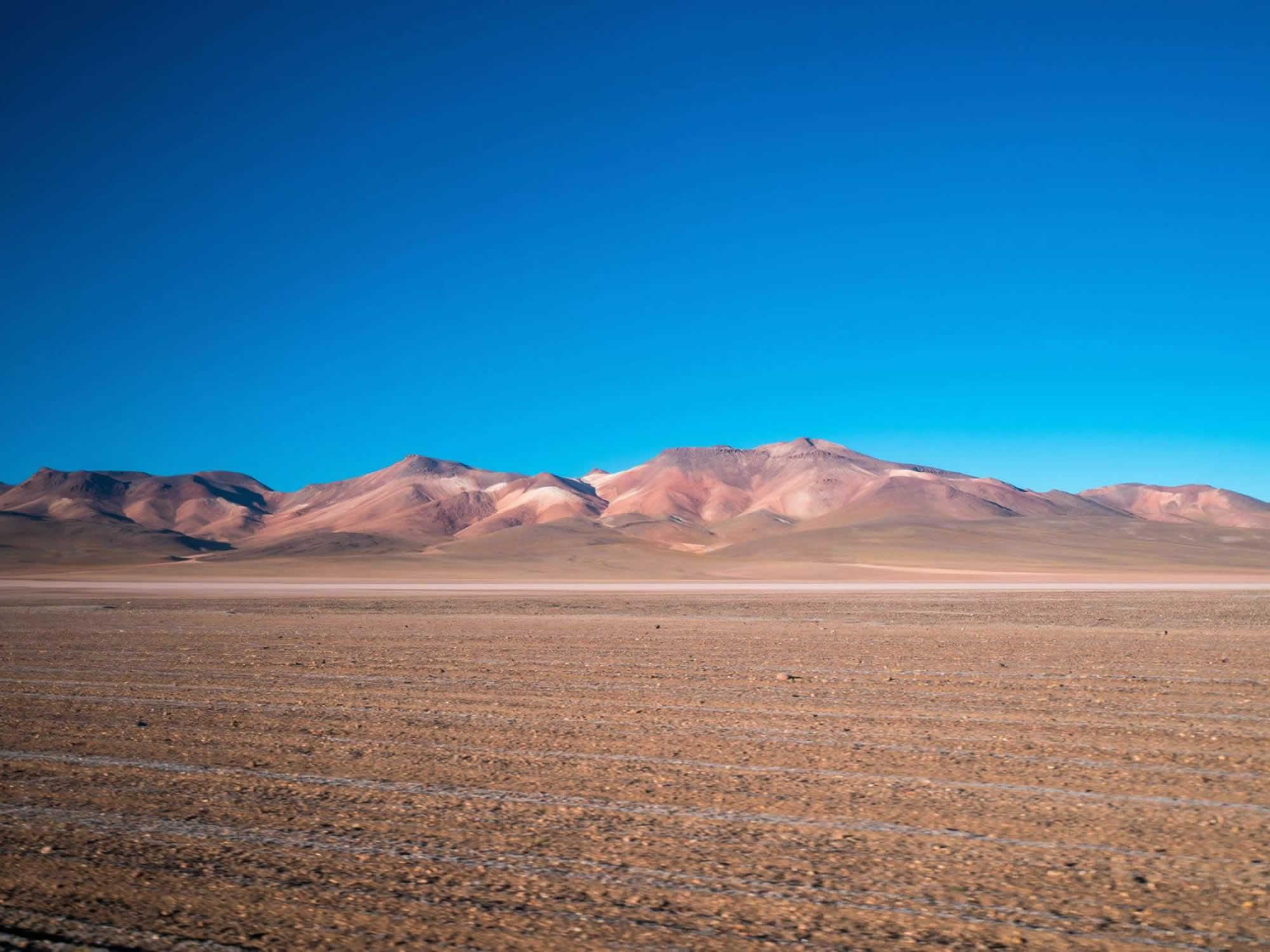 Siloli Desert, Uyuni