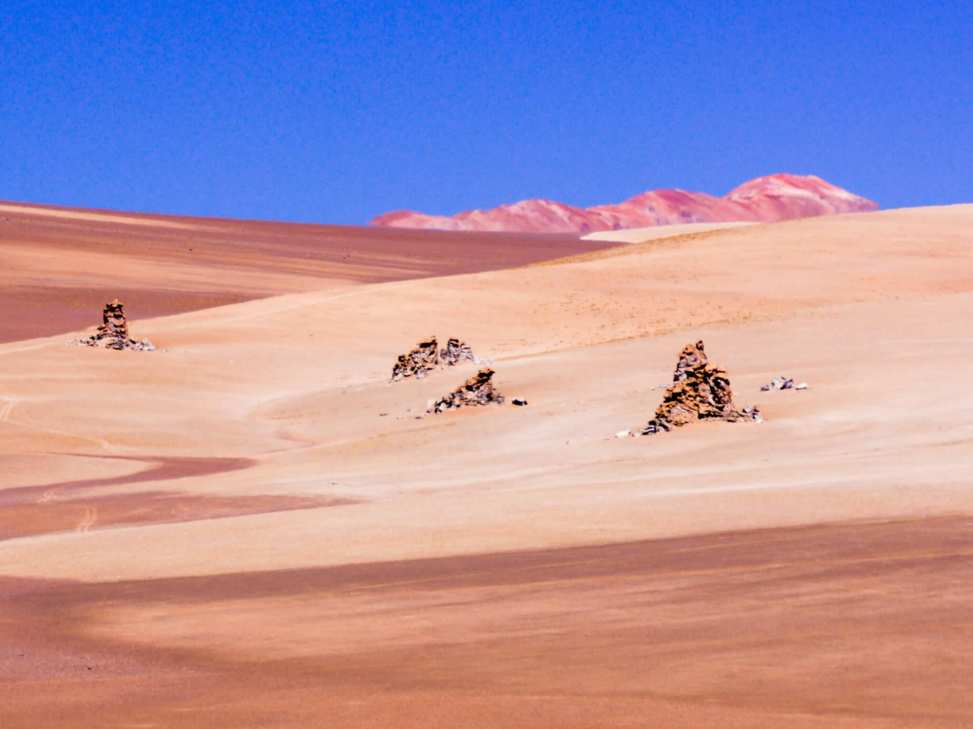 Salvador Dalí desert, Uyuni