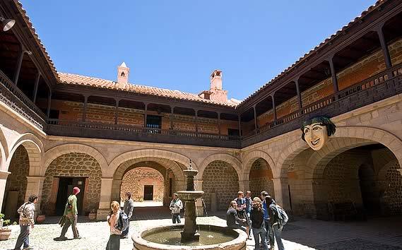 COMCIPO convoca a instituciones y rechaza que Ministerio de Culturas administre la Casa de la Menda
