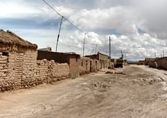 Colchani Town