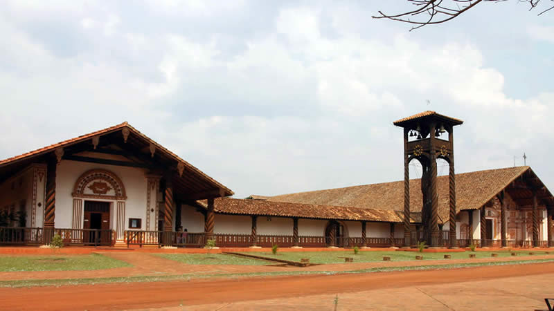 Jesuit Missions of the Chiquitania, Bolivia