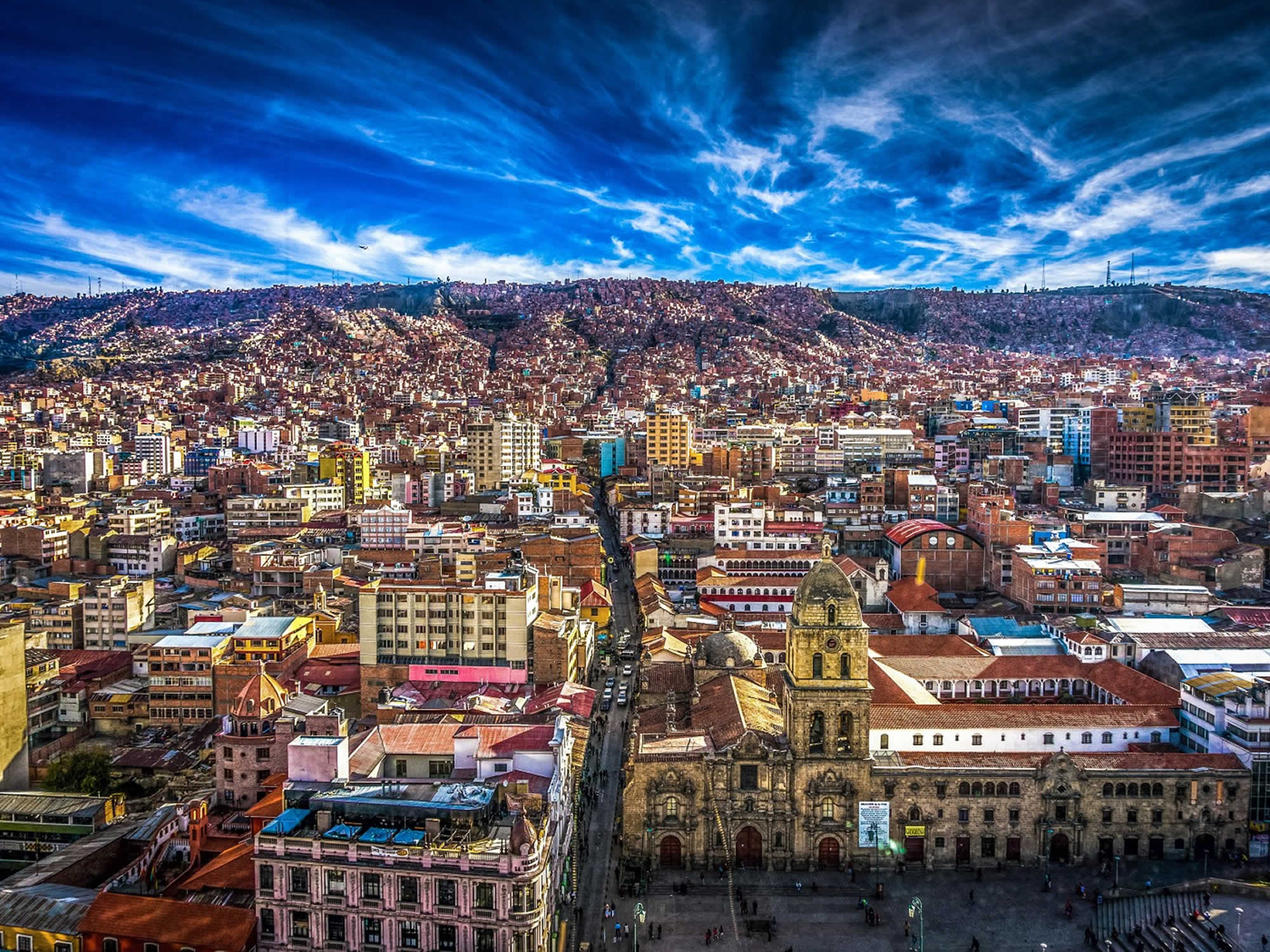 Tailor made experiences in La Paz city