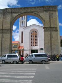La Paz Cemetery