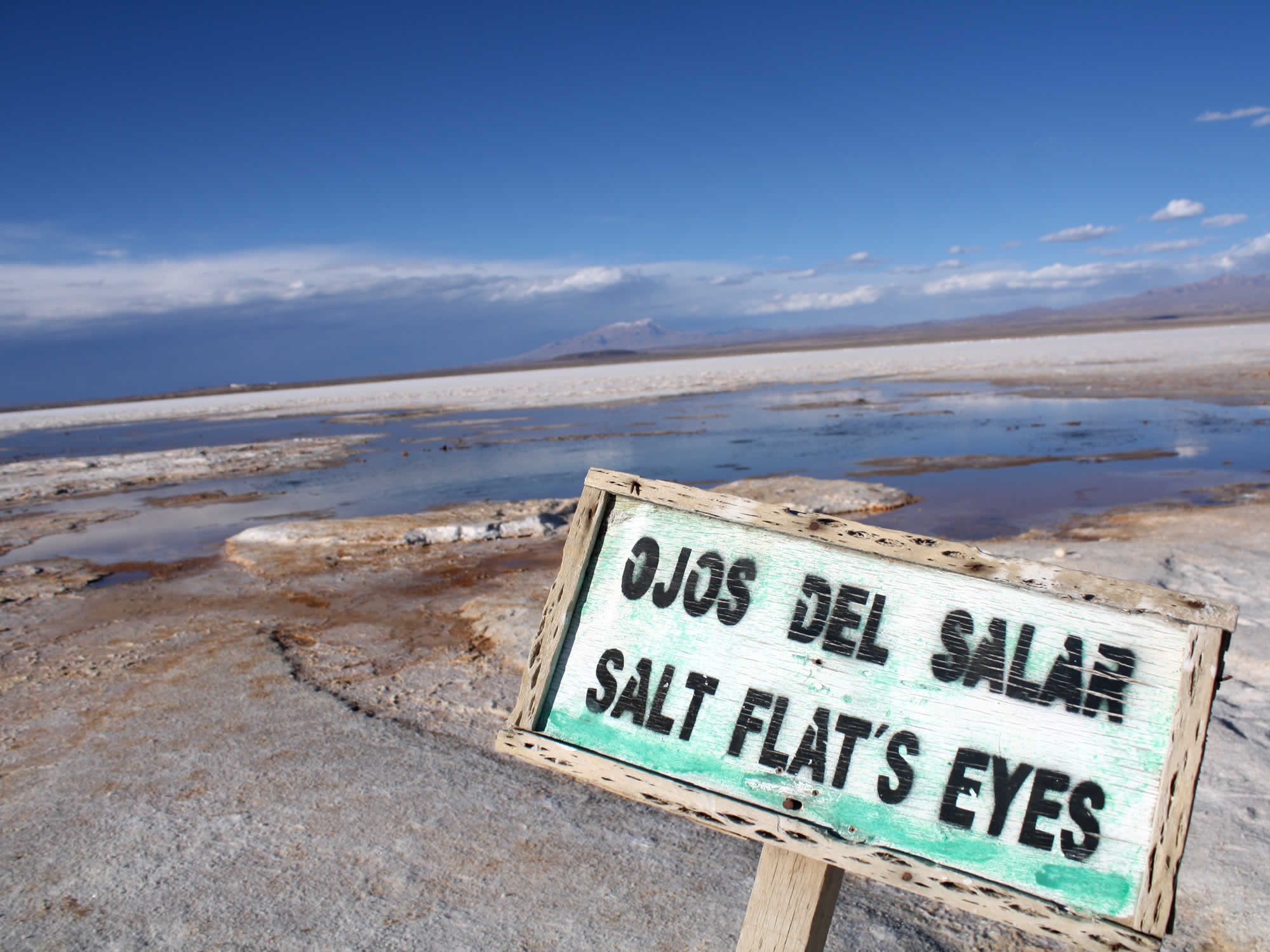 Eyes of the Salt Flat (Ojos de Sal)