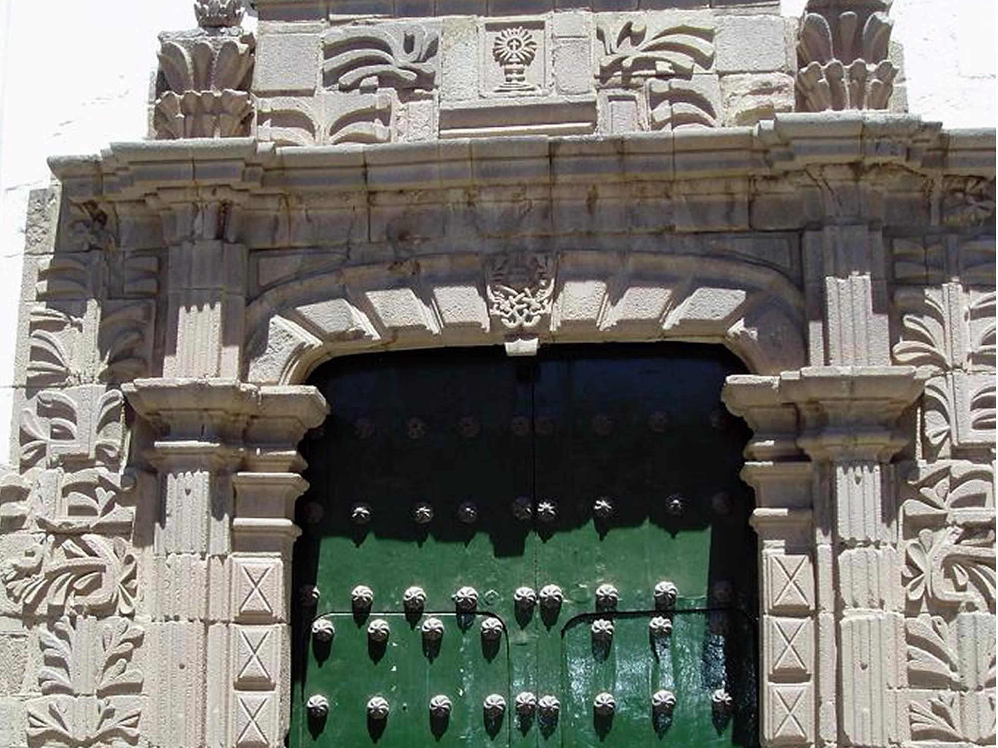 La Portada del Beaterio