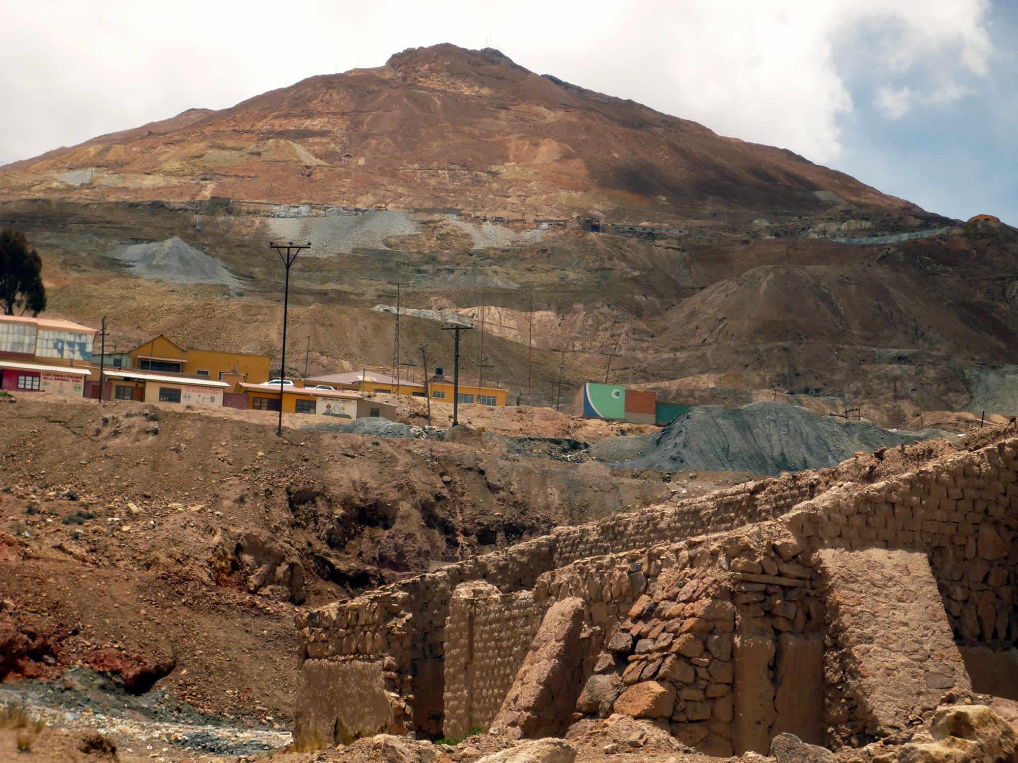 Silver Mines of Potosí