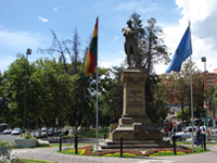 Plaza Colon and El Prado
