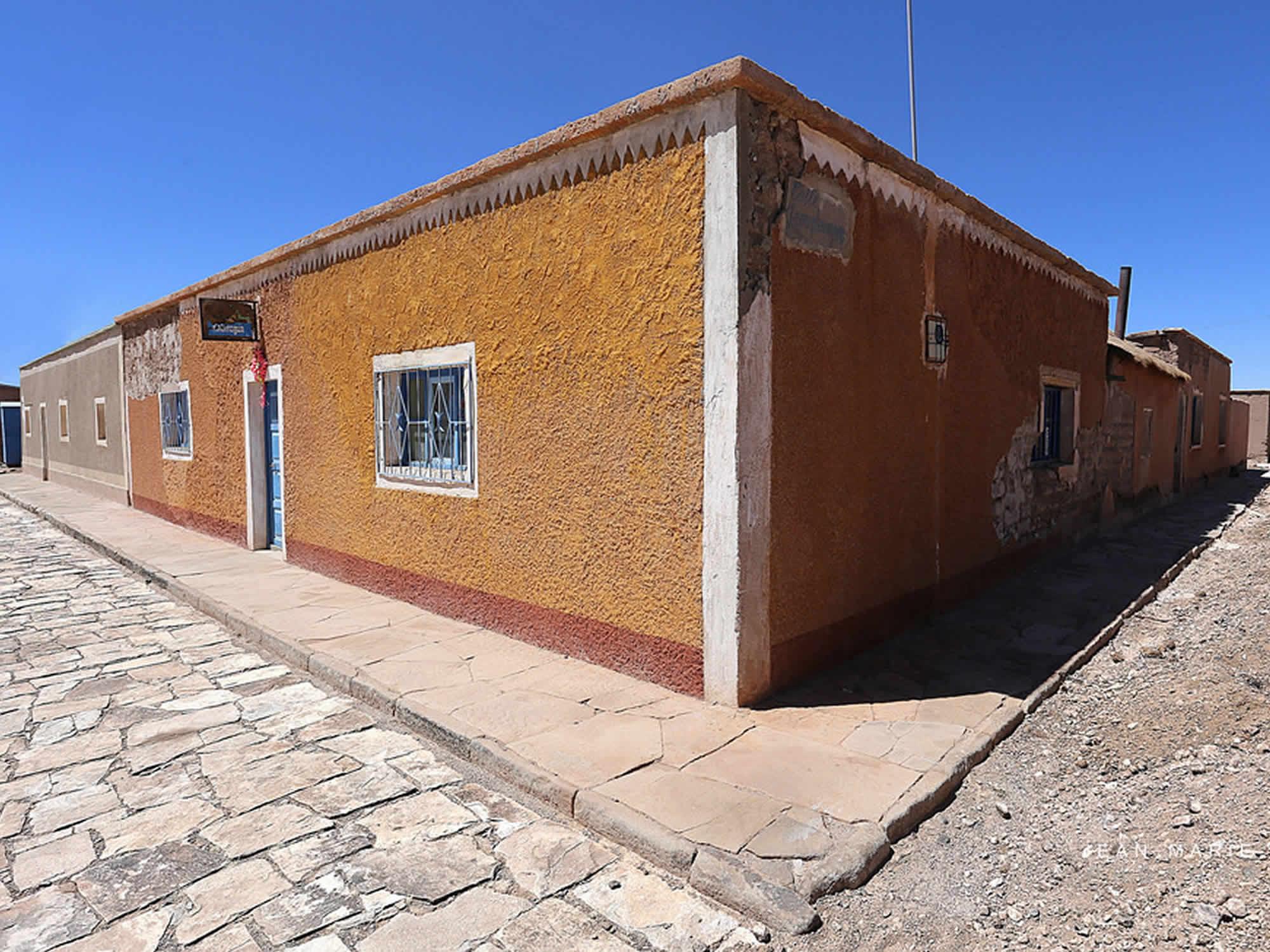 San Cristobal town