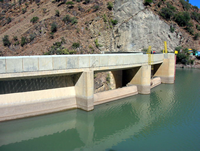 San Jacinto Dam