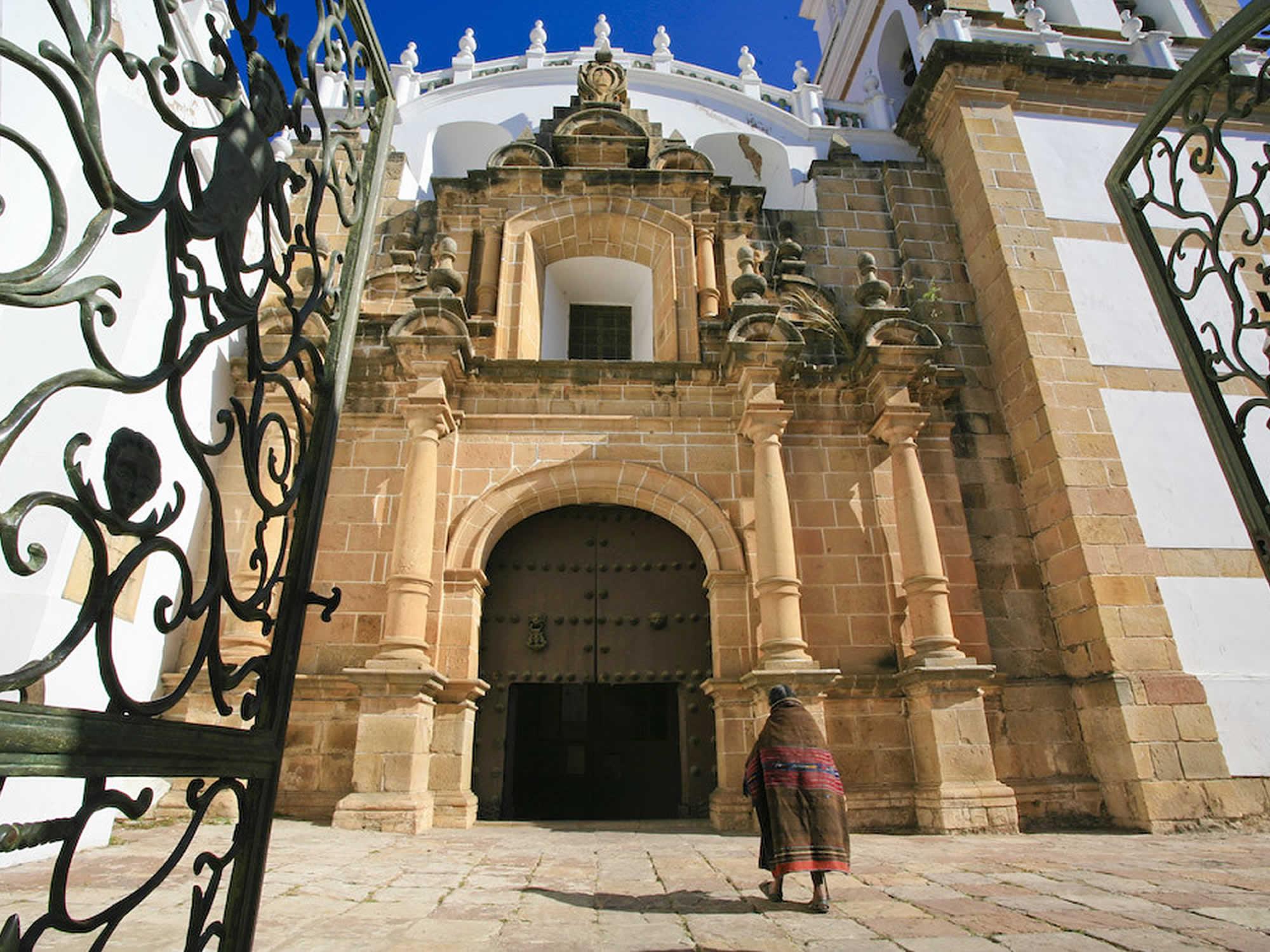 Custom Sucre and Potosí Tour