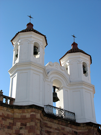 Churches in Sucre