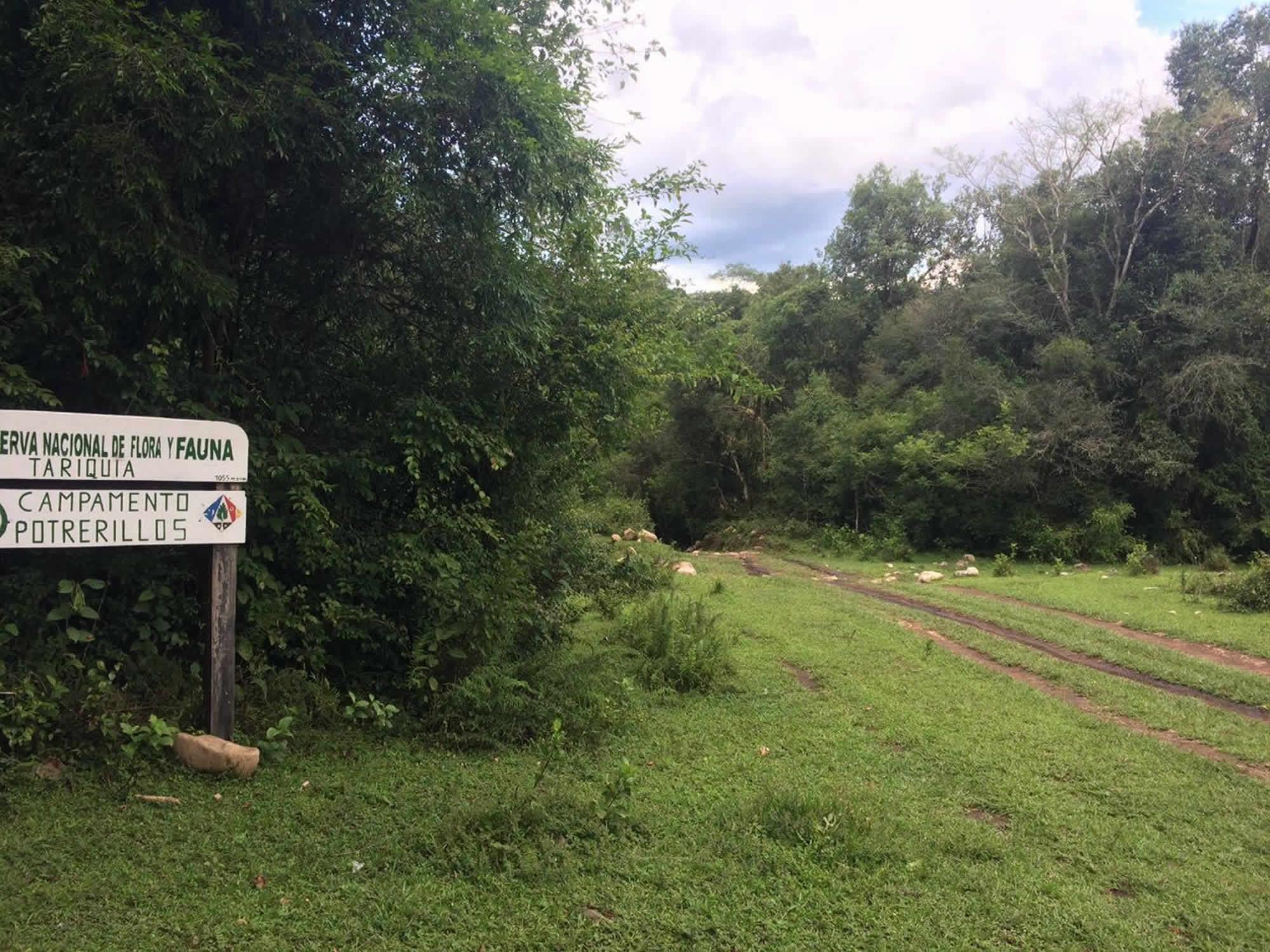 Tariquia Flora and Fauna Reserve