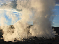 Thermal waters and geysers