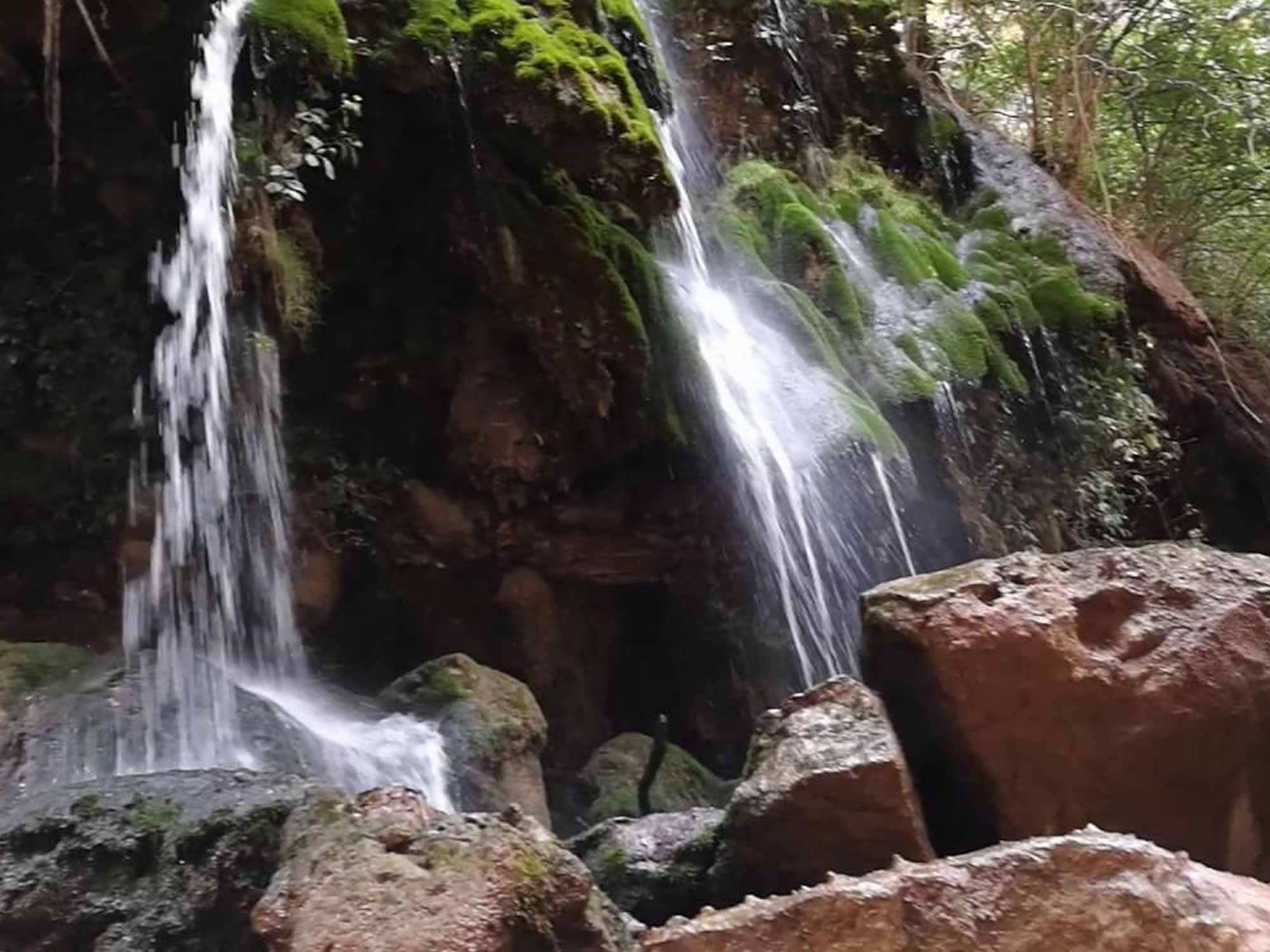 Vergel Waterfall